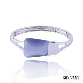 Obrázok pre výrobcu Bransoletka z kamieniem kwarcowym B02631