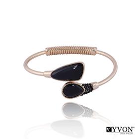 Obrázok pre výrobcu Bransoletka z kamieniem kwarcowym B02626