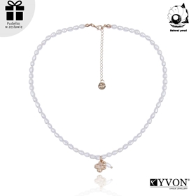 Obrázok pre výrobcu Naszyjnik z perły naturalnej N01939